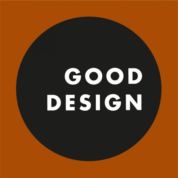 Awarded with the GOOD DESIGN AWARD 2014
